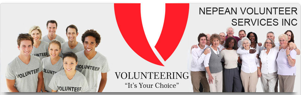 Nepean Volunteer Services - Volunteering, it's your choice